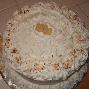 Pineapple Fluff Cake