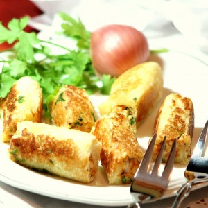Cheese Paneer Chilly Roll