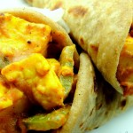 Cheese Paneer Frankies