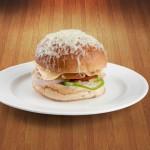 Cheese Veg Burger