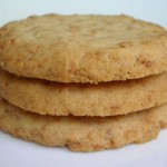 Plain Coconut Cookies