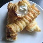 Vanilla Cream Roll