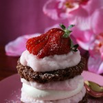 Chocolate Strawberry Pastry
